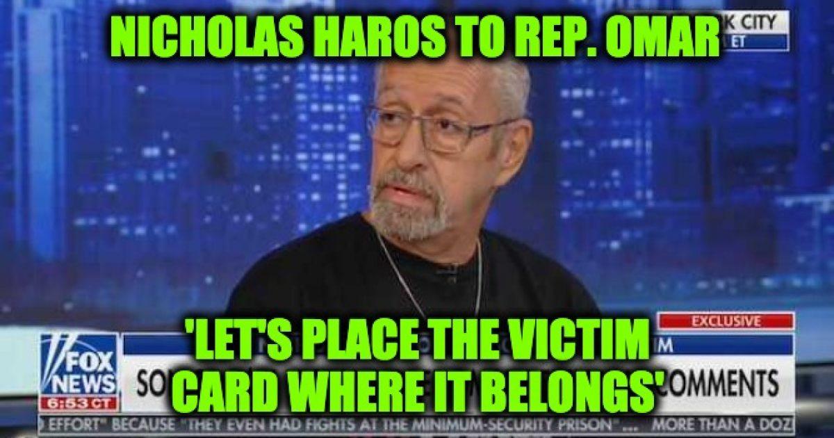 Nicholas Haros Jr Omar