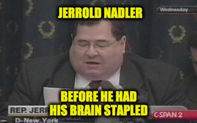 Flashback: Nadler Admits Impeachment Is All About 'Undoing a National Election'