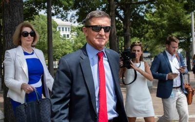 Proof the Fake Case Against Gen. Michael Flynn was Just Way to 'Get' Trump