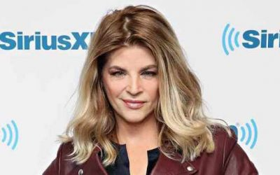 Kirstie Alley Slams McCarthyite Hollywood Liberals For Blacklisting Trump Supporters