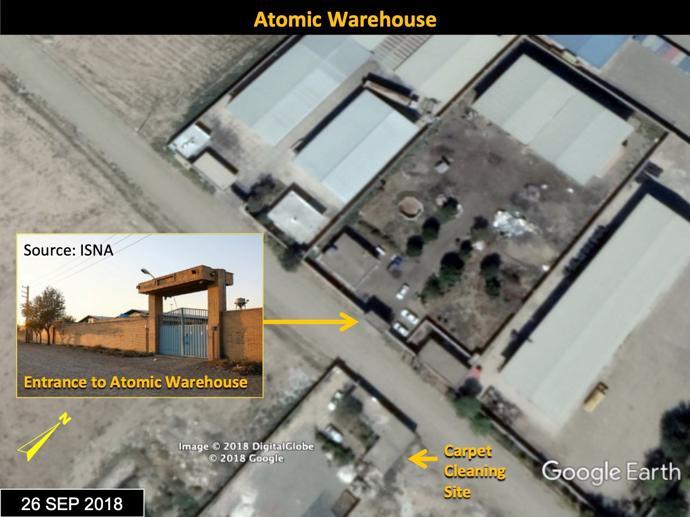 Uranium Atomic Warehouse