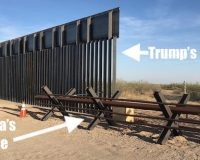 Yes Wall's Being Built: 5 Recent Examples of New Border Wall Construction on Video