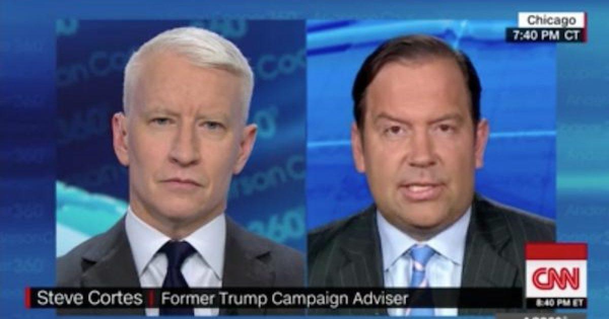 CNN Steve Cortes