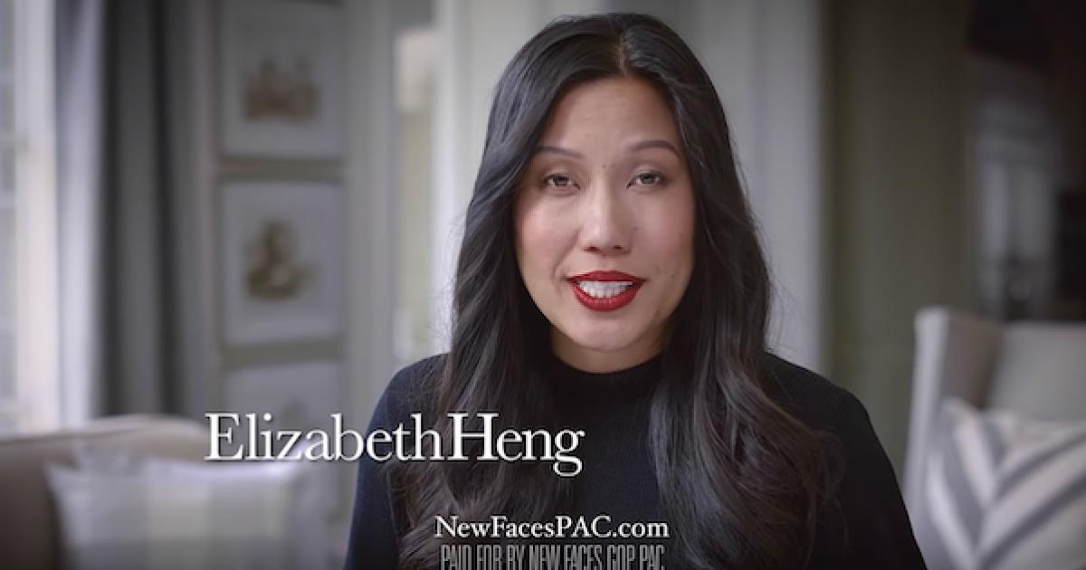 Elizabeth Heng Anti-socialist