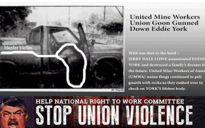 On Labor Day Remembering Union Violence In America