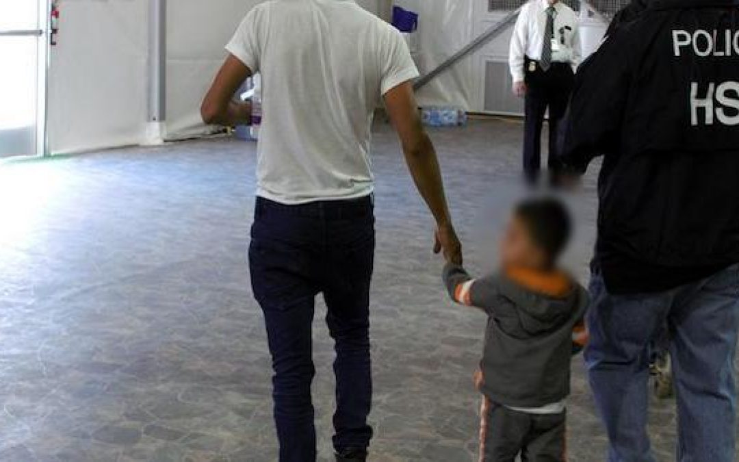 ICE Catches Hundreds Of Migrants Lying About Family Status, Age, Trafficking Kids