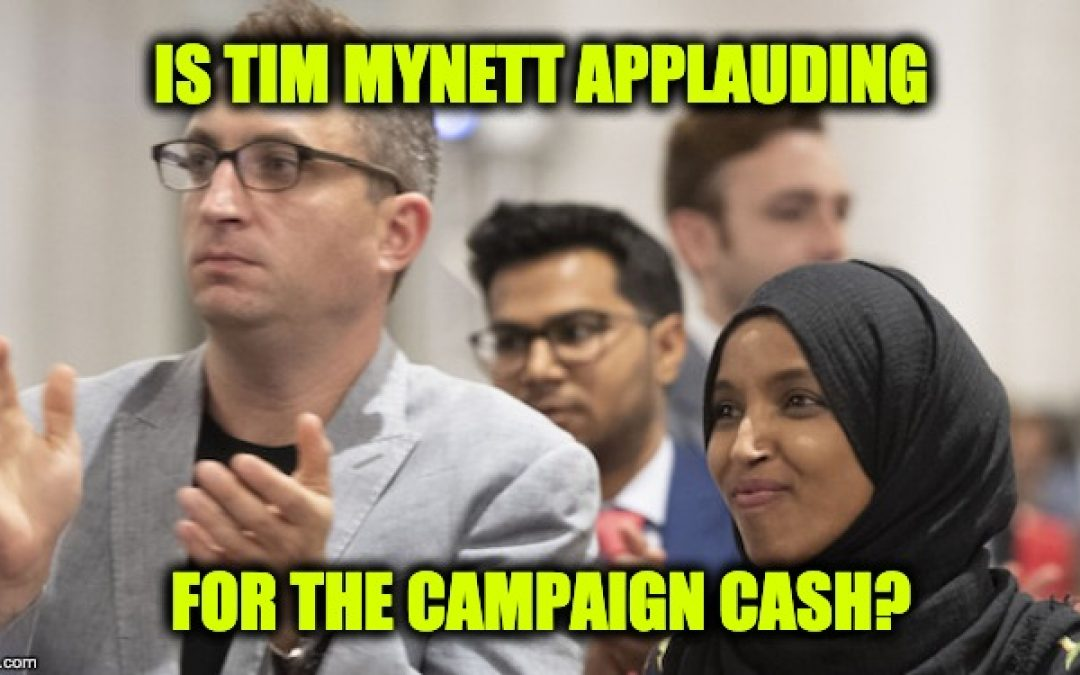 Ilhan Omar Gave 30% Of Campaign Cash To Accused Boyfriend's Firm