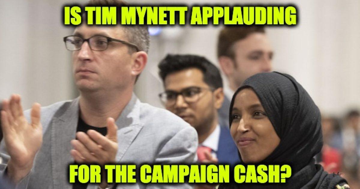Ilhan Omar campaign cash