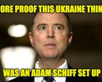 Schiff Sent Staffer To Ukraine In Aug Met With Impeach Witness, Crowdstrike, And More