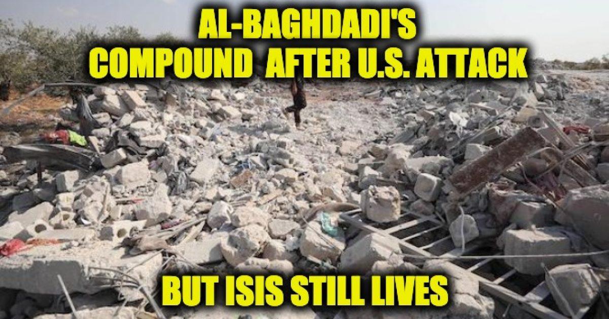 ISIS Isn't dead