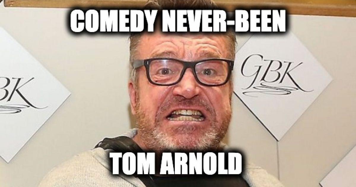 Tom Arnold Twitter