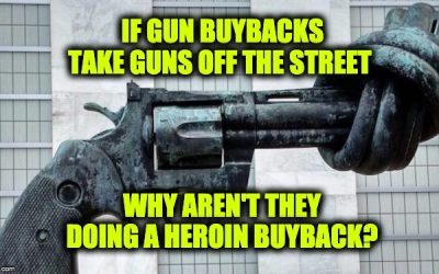 For A Good Laugh-Try A Gun Buyback