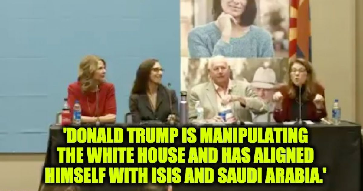 Trump Aligned Himself With ISIS