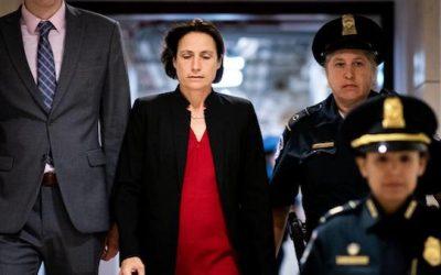Russia expert Fiona Hill