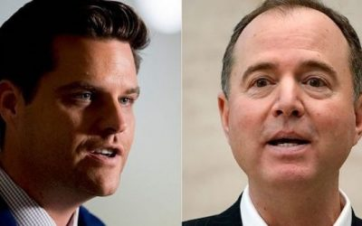 Rep. Gaetz Files Ethics Complaint Against Adam Schiff For LYING