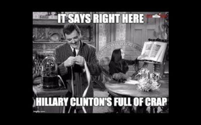 Steve Bannon Warns Get Ready, Hillary Clinton Is Going to Run Again