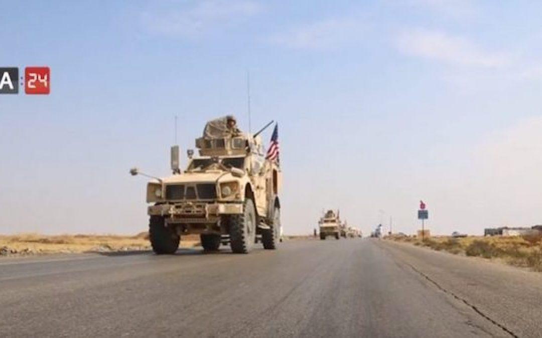 Strategic Shift In U.S. Syria Posture: Armor And Rumors Of Armor