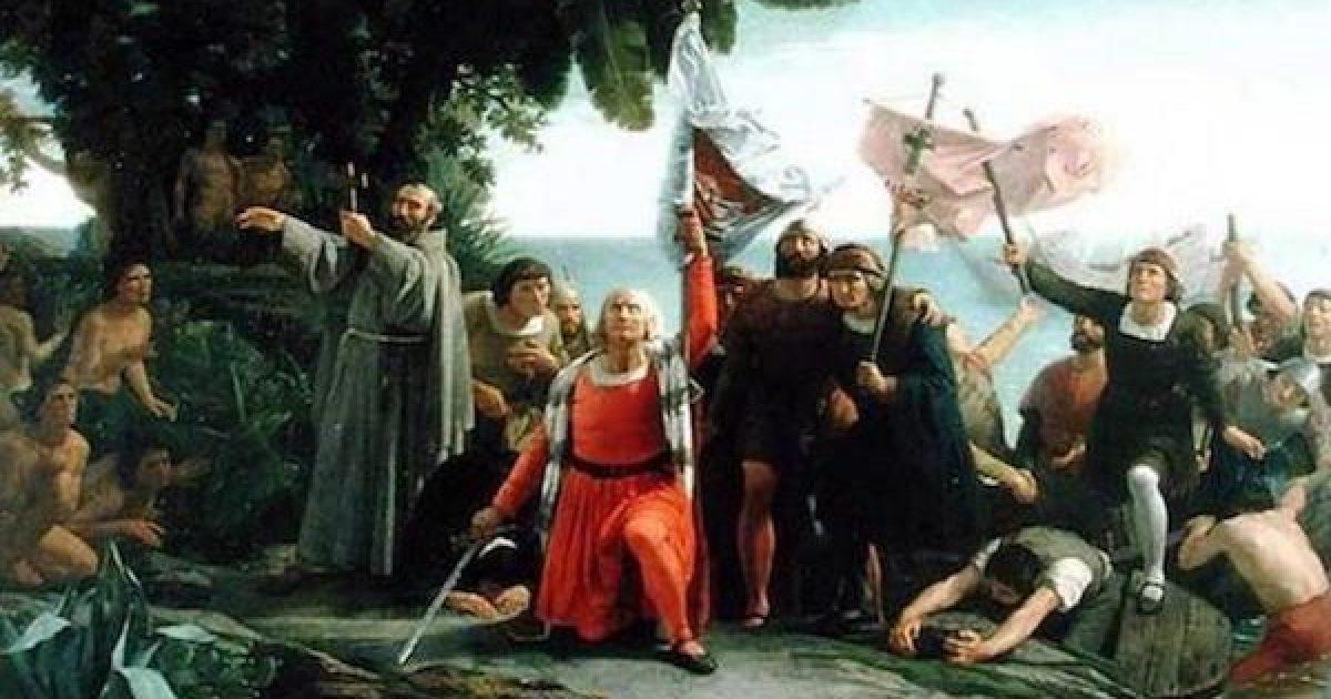 Italian American Columbus Day