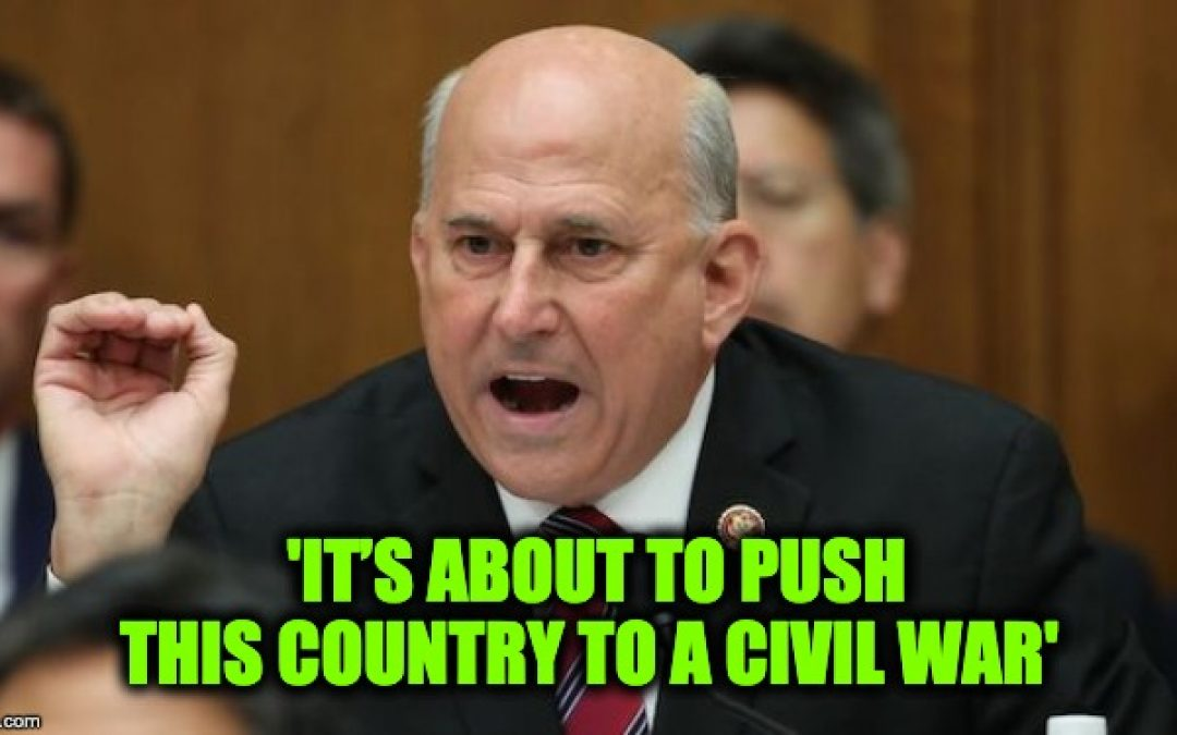 Rep. Louis Gohmert: Impeachment 'Coup' Will 'Push This Country Toward Civil War'