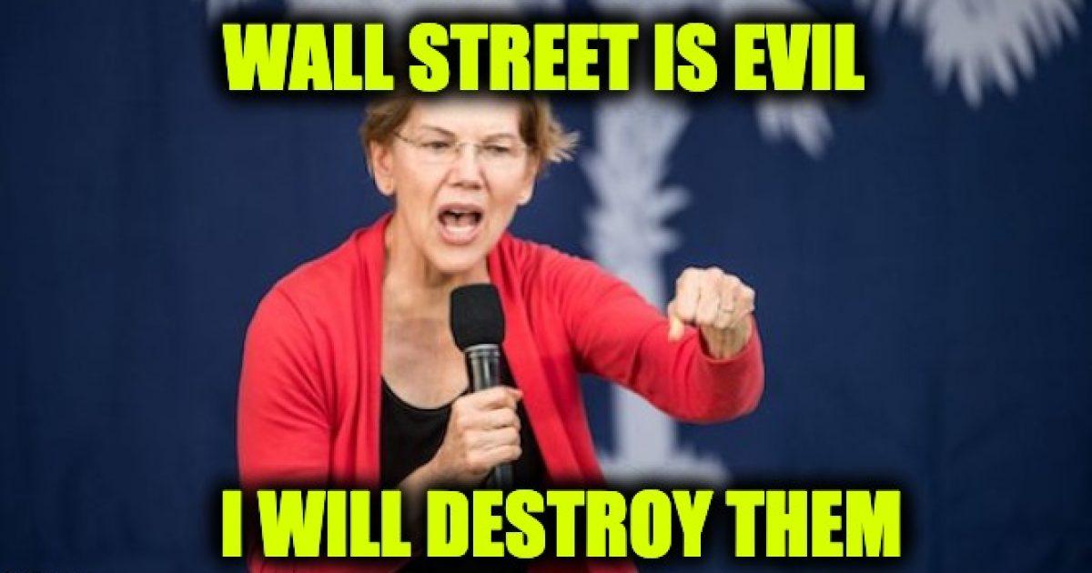 Wall Street Elizabeth Warren