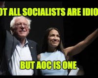CRAZY!  Bernie Sanders Says He Will Consider AOC For A Cabinet Position