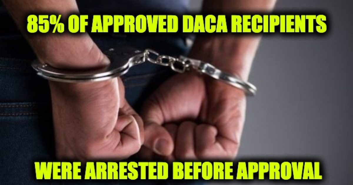 approved DAC applicants arrested