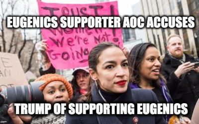 Eugenics Supporter AOC