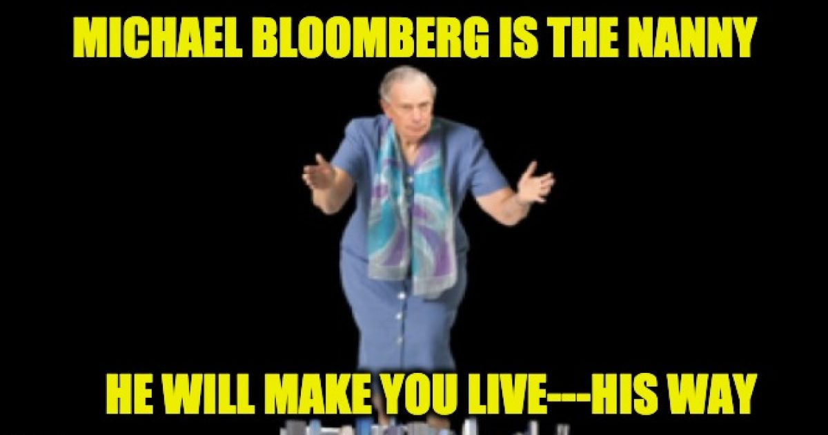 nanny Bloomberg