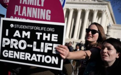 CDC Reports Lowest Number of Abortions Since Rove v Wade