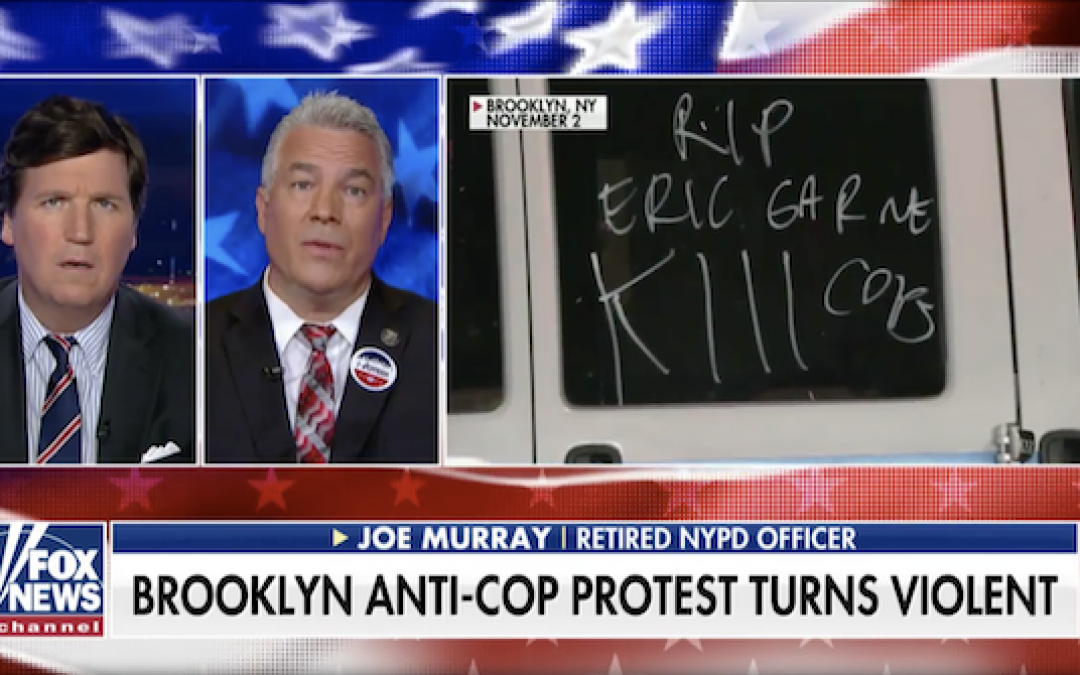Ocasio-Cortez Supports Punch A Cop Protests