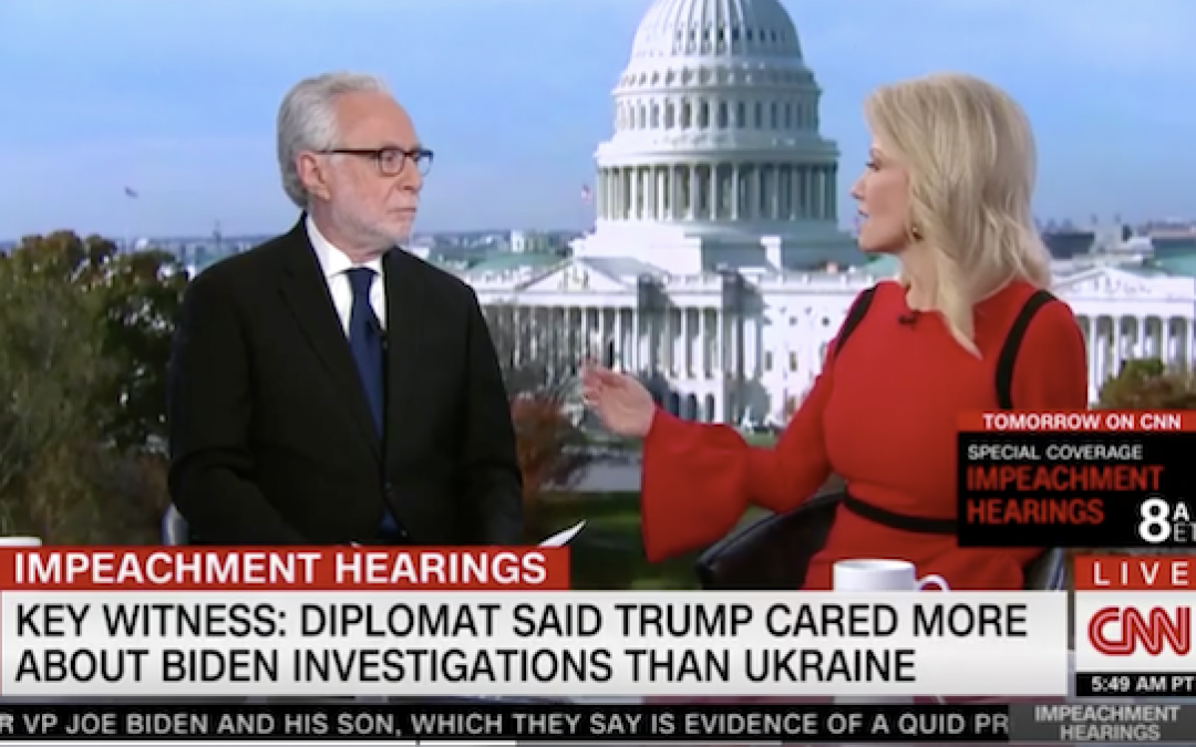 Kellyanne Conway Destroys Wolf Blitzer (Video)