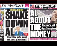 Sharpton Got $1 Million In Pay From His Charity