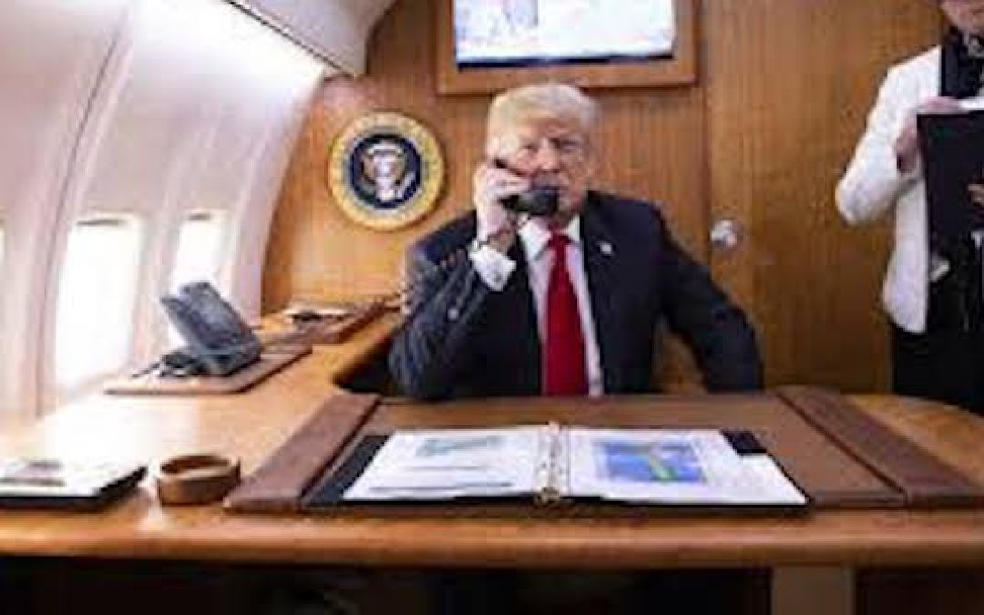 President Trump Releases First Zelensky Phone Call–Read Here