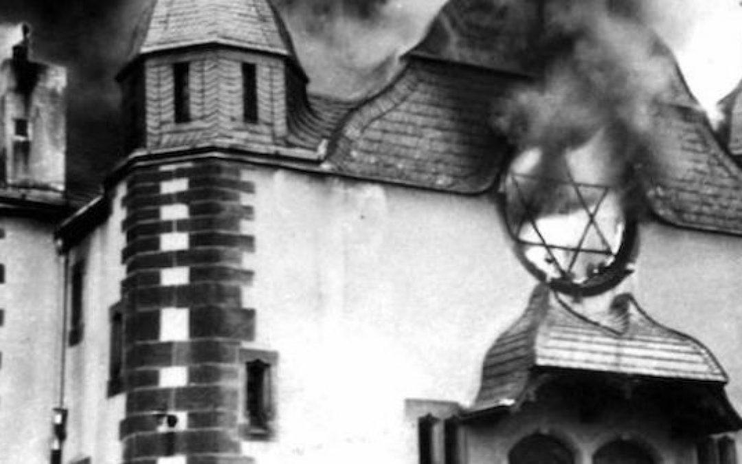 Kristallnacht- Nov. 9-10, 1938; The Night The Holocaust Began