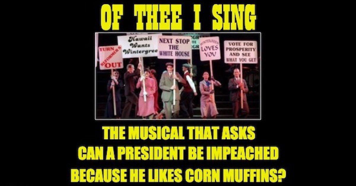 biting political satire