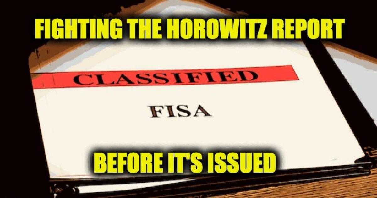 Horowitz Report