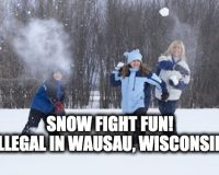 Wausau Banned Throwing Snowballs: Another Example Of Emasculating Our Kids