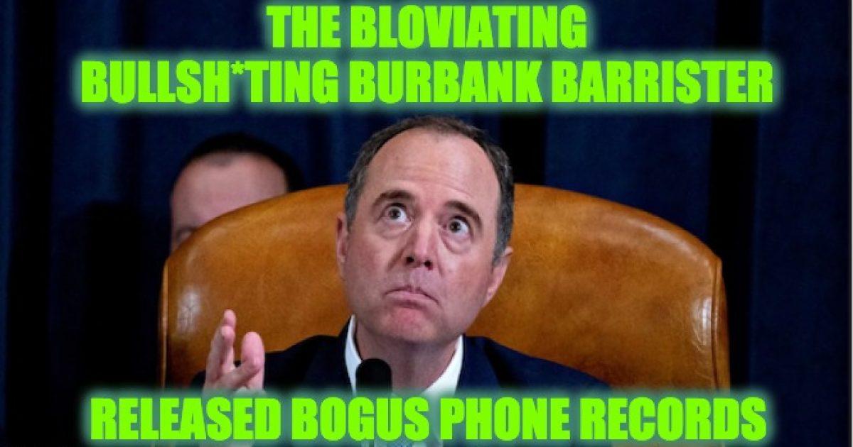 Devin Nunes phone records