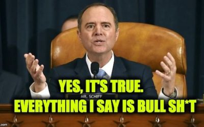 Adam Schiff Is A LIAR