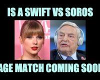 Socialist Vs. Socialist? Taylor Swift Blasts George Soros For Exploiting Her Music