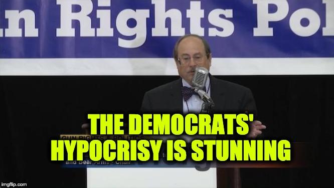 Gun Rights Group unloads on Dems