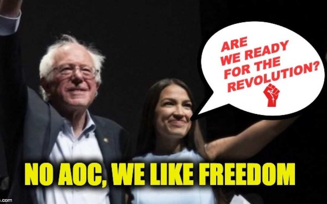 AOC Goes Totally Bizarro Says US 'Not An Advanced Society,' Evolving Into Fascism