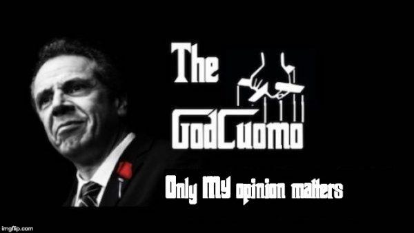 Cuomo blocked federal judges