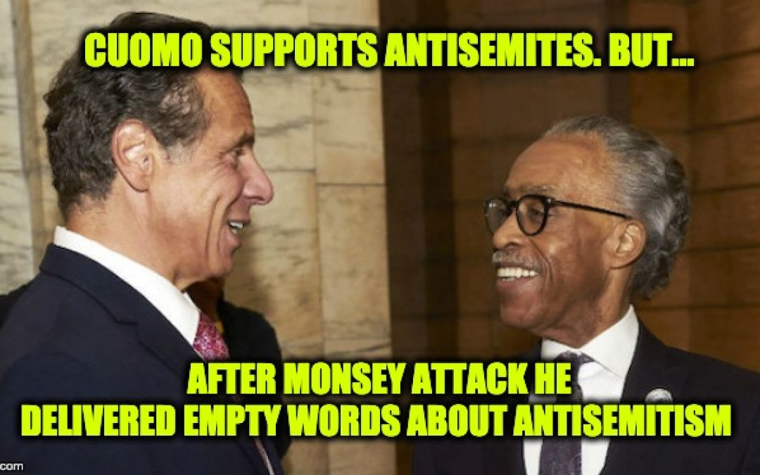 A Democrat Blames His Democratic Party For Upsurge In Antisemitism-He's Right (Videos)