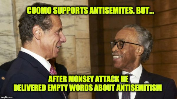 democratic blames party Antisemitism