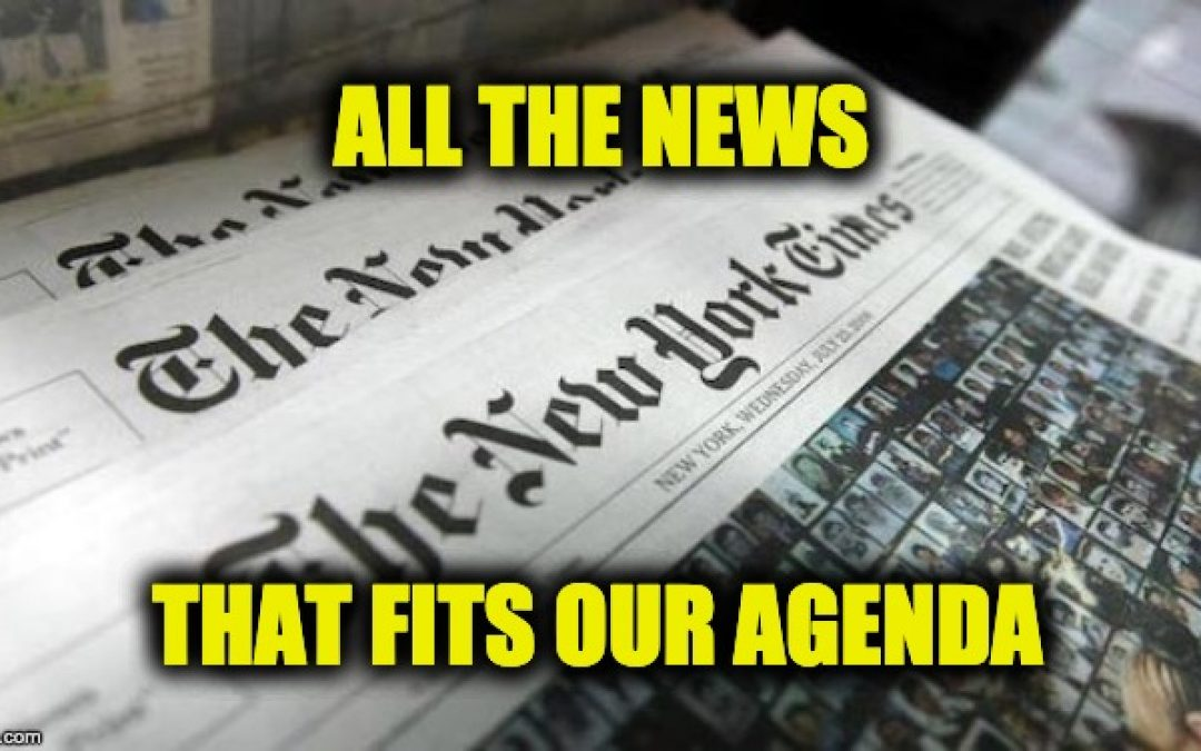 NY Times FAIL! Runs Piece On Disgruntled Trump Voter-But He Didn't Vote In 2016