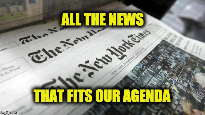 NY Times fail