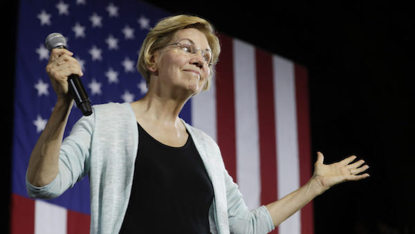 elitist snob Elizabeth Warren