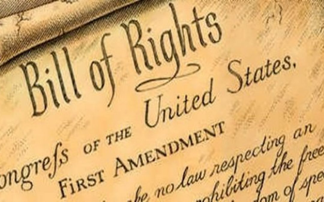 Bill Of Rights Approved 228 Years Old Today, Still Under Attack