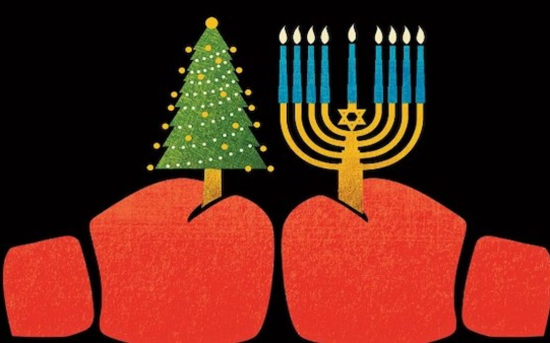 A Gentile's Guide To Chanukah, A Jew's Guide To Christmas